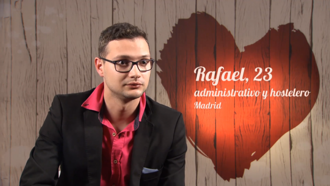 Rafael, en 'First dates'.
