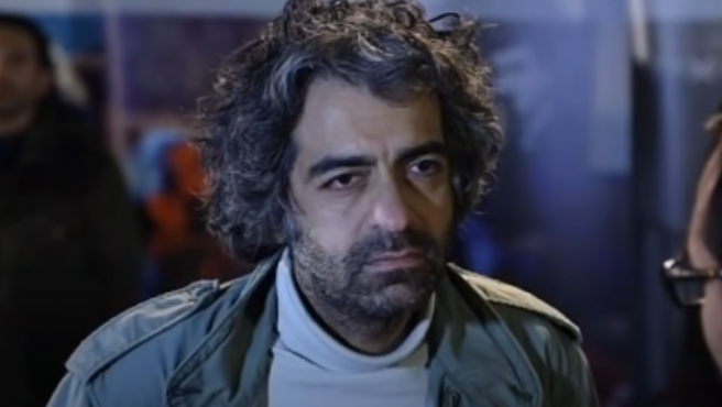 Babak Khorramdin.