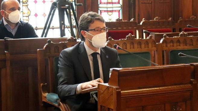 """Fernández exige a Alcoa que """"no enrede"""" y que asuma sus responsabilidades en las plantas de Avilés y A Coruña"""