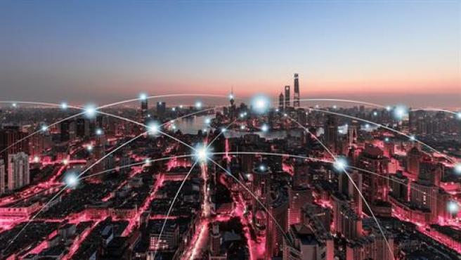 IoT y tecnologías conectadas, imagen de archivo.
