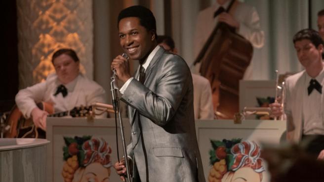 Leslie Odom Jr. en 'Una noche en Miami'