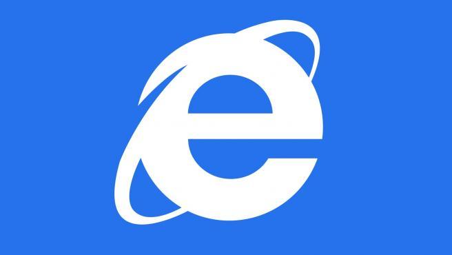 Logo de la versión 10 de Internet Explorer