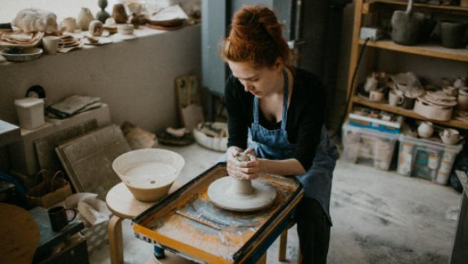 La cerámica ha sido desde hace años un mundo lleno de posibilidades