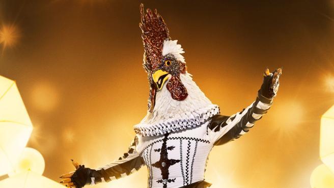 Cluedle Doo, uno de los personajes enmascarados de 'The Masked Singer'.