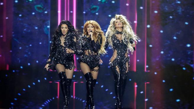 Hurricane, representante de Serbia en Eurovisión 2021.