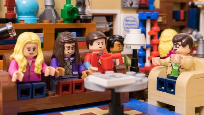 El Lego de Big Bang Theory.