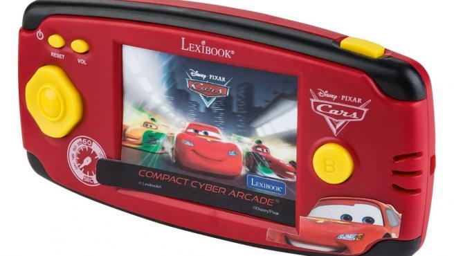Consola Cyber Arcade de Lexibook, a la venta en la web de Lidl.