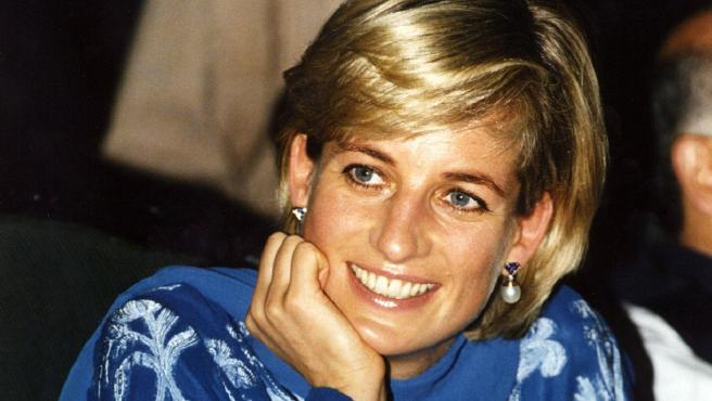 File photo dated 23/05/2007 of Diana, Princess of Wales during a visit to Lahore, Pakistan.