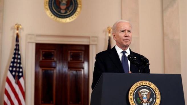 El presidente de EE UU, Joe Biden.