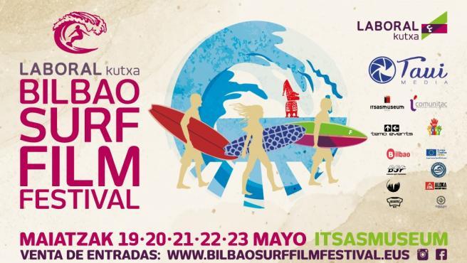 Laboral Kutxa Bilbao Surf Film Festival programa este viernes y sábado actividades como exhibición de jet surf o skate