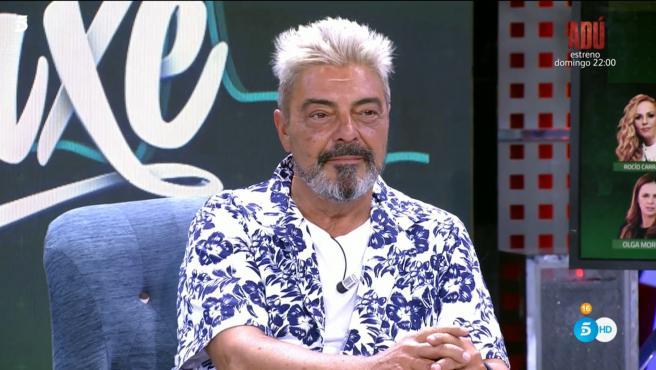 Antonio Canales, en 'Sábado Deluxe'.