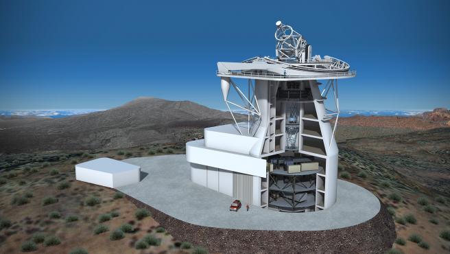 El Observatorio del Roque de Los Muchachos (La Palma) acogerá el Telescopio Solar Europeo