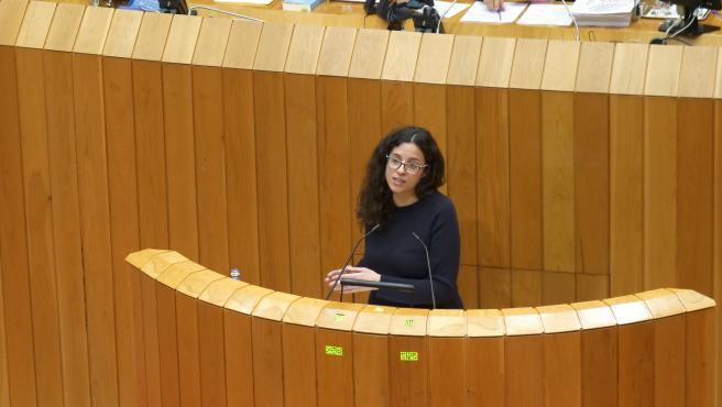 El BNG defenderá el desarrollo de un nuevo plan sectorial eólico que ordene el territorio en el pleno del Parlamento