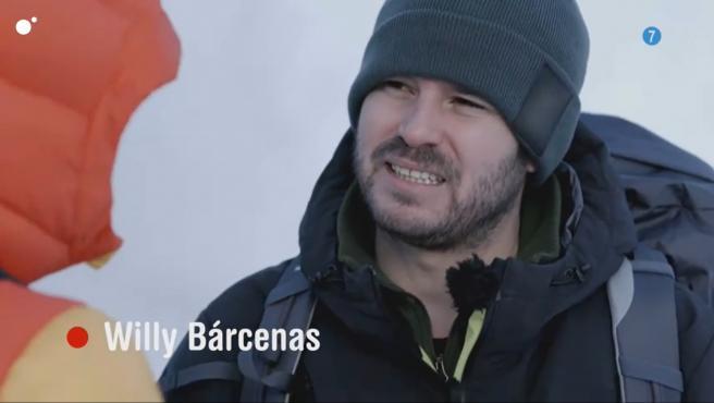 Willy Bárcenas, en 'Planeta Calleja'.