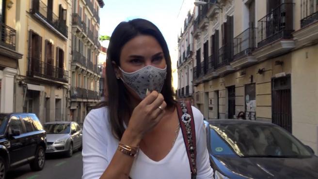 Carla Barber responde. ¿Se ha reconciliado con Diego Matamoros?