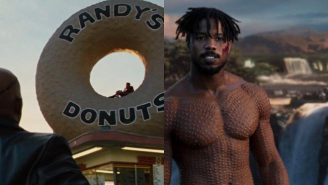 Localizaciones de 'Iron Man 2' y 'Black Panther'