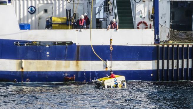 Un barco con sonar y un robot llegará a finales de semana para ayudar a buscar a las niñas desaparecidas en Tenerife