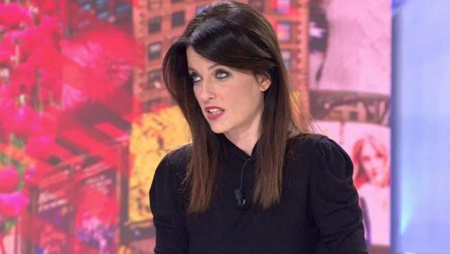 Cristina Seguí, cofundadora de Vox y periodista de OkDiario.