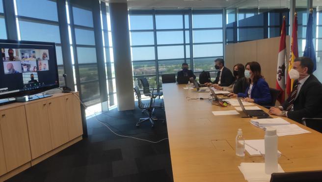 Mañueco y los agentes del Diálogo Social firmarán la próxima semana el Plan de Empleo anual con 292 millones