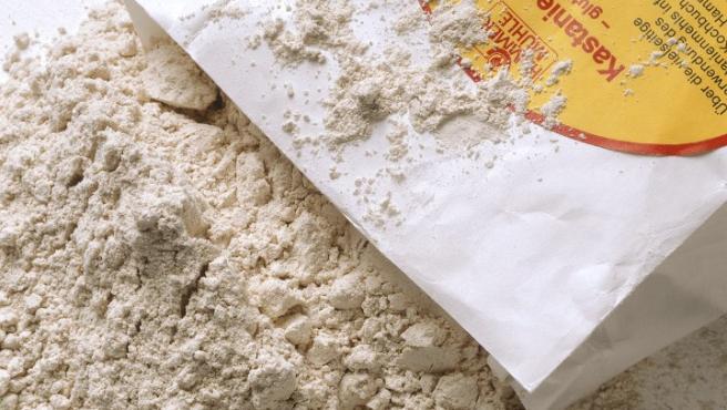 Paquete de harina.