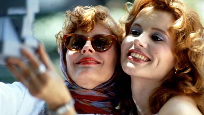 Susan Sarandon y Geena Davis en 'Thelma & Louise'