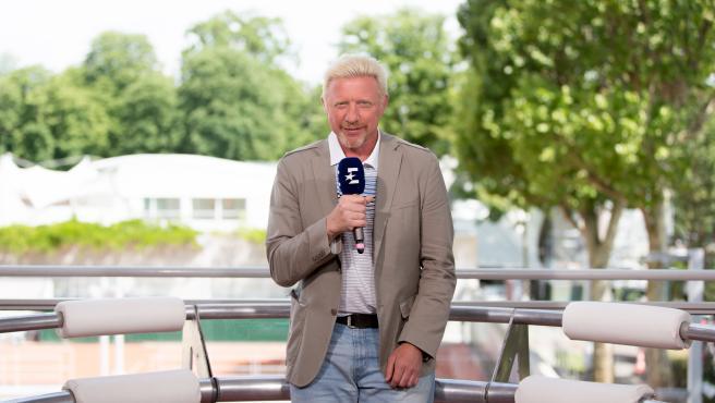 Boris Becker, extenista