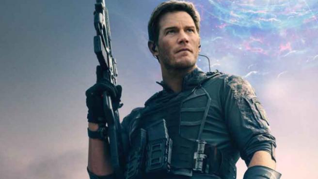 Chris Pratt en 'La guerra del mañana'