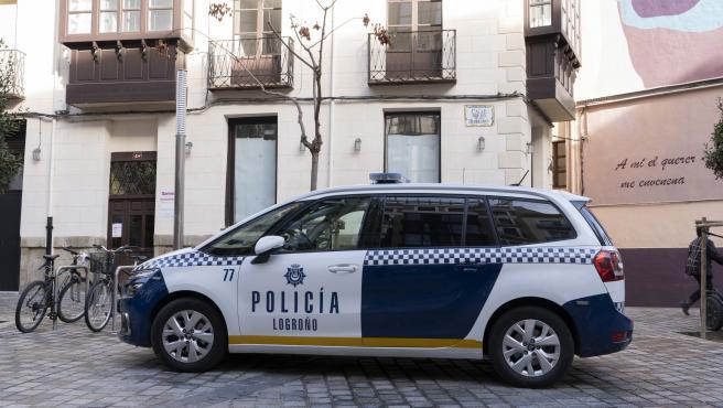 La Policía Local detiene a un individuo por agredir sexualmente a una menor de edad en Logroño