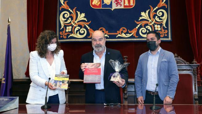 """Antonio Resines graba """"pequeñas píldoras"""" para promocionar la provincia de Palencia entre los jóvenes"""