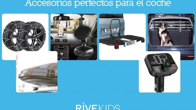 Más de 6,5 millones de coches en España tienen un accesorio 'aftermarket' sin homologación, según Rivekids