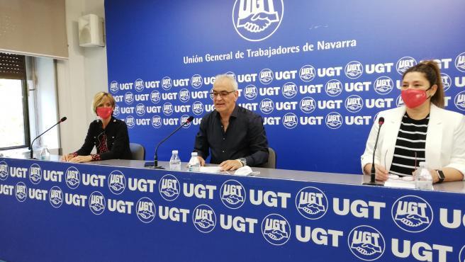"""UGT advierte de la """"excesiva masculinización"""" de la industria en Navarra y de la """"precariedad"""" de las mujeres del sector"""