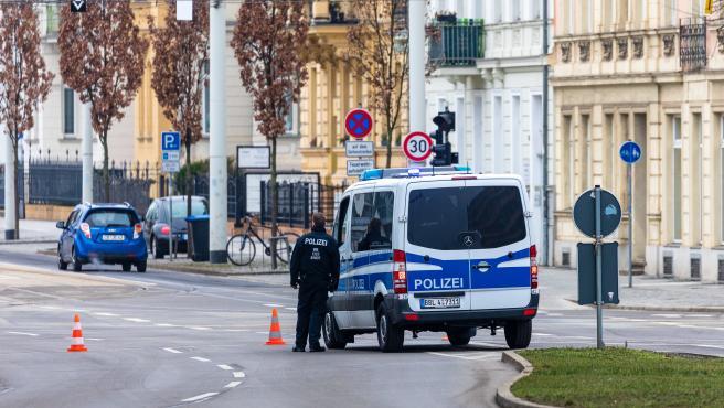 Imagen de archivo de la policía de Alemania.