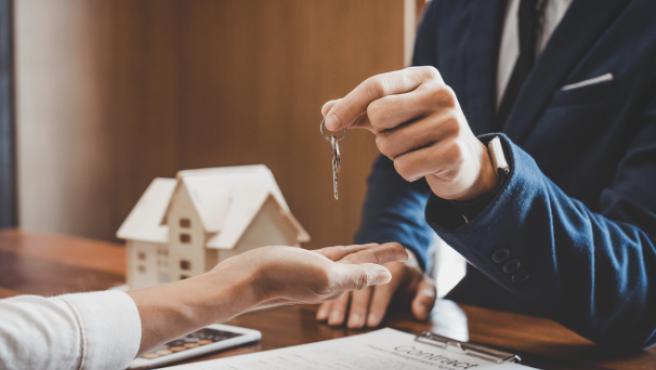 Impuestos al comprar una casa.