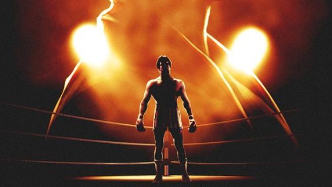 Detalle del cartel de 'Rocky IV Director's Cut'