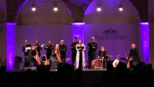 Capella de Ministrers y Lluís Vich Vocalis estrenan obras inéditas de la Edad Media en un concierto en La Nau
