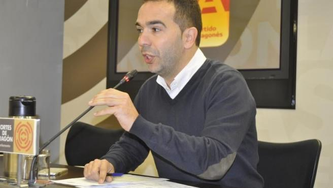 Guerrero recuerda a Teruel Existe que el PAR tiene 500 listas electorales municipales en todo Aragón
