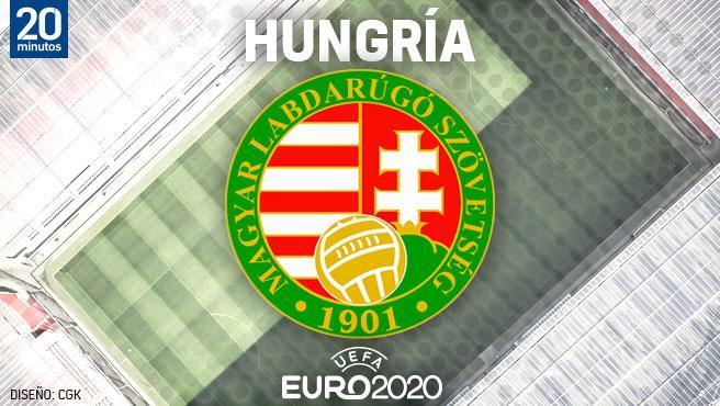Equipo húngaro para el Campeonato de Europa