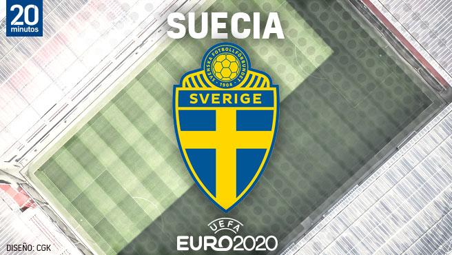 Sweden team for the Euro