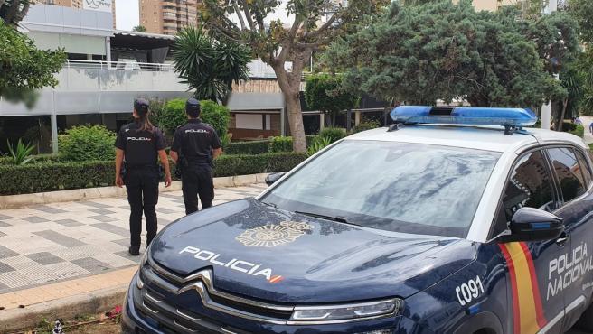 Agents de la Policia Nacional