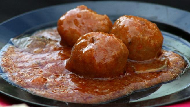 albondigas-en-salsa-de-tomate