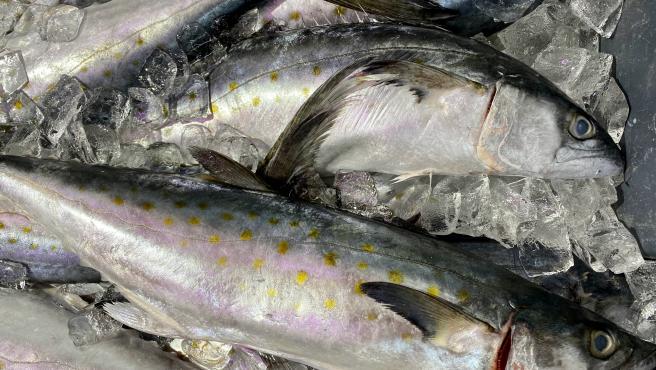 El pescado azul es una gran fuente de ácidos grasos omega-3, que promueven la liberación de óxido nítrico, un vasodilator.