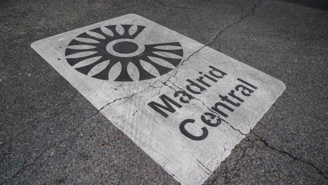 El nombre de 'Madrid Central' desaparecerá de señales y calzada, y la nueva denominación será votada en el Pleno