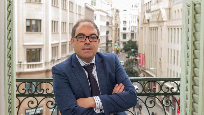 Lorenzo Amor, presidente de la Federación Nacional de Organizaciones de Autónomos (ATA) de España y vicepresidente de CEOE