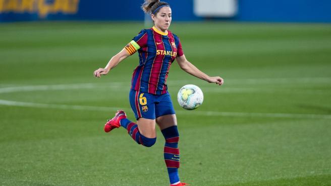 Vicky Losada, FC Barcelona player.