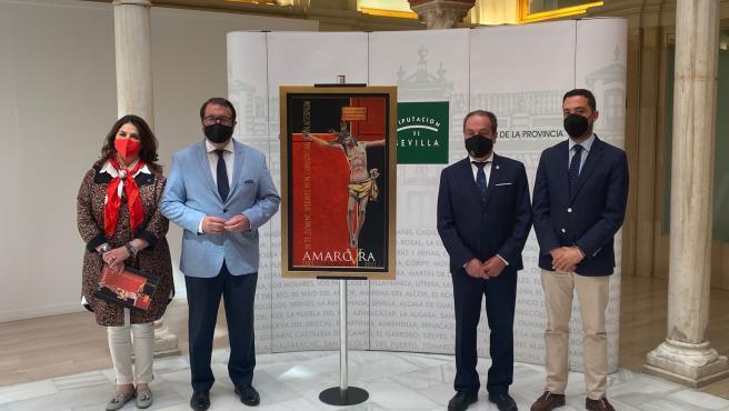 Carmona celebra los 500 años del Señor de la Amargura con actividades hasta octubre