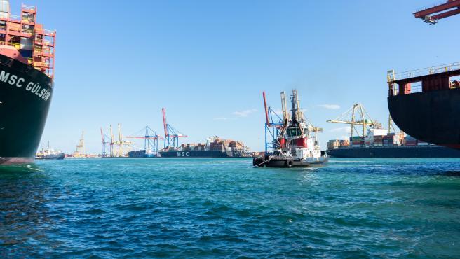Los fletes de exportación del Puerto de Valencia siguen al alza y crecen un 17,85% en mayo