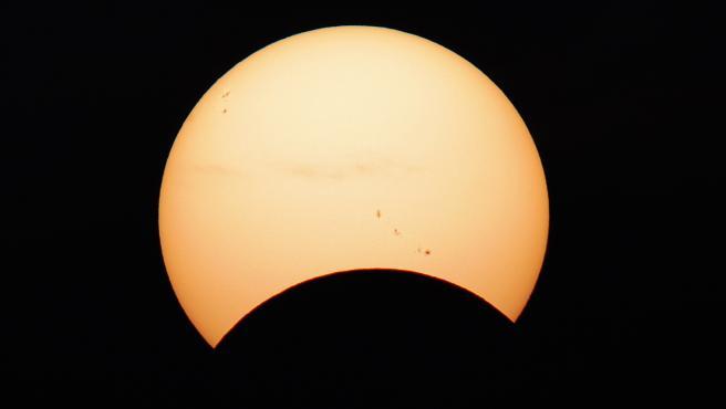 El eclipse de Sol del próximo miércoles podrá verse desde España como parcial