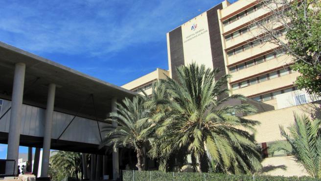 Imagen de archivo del Hospital General Universitario de Elche (Alicante).