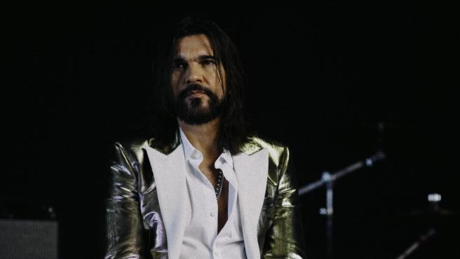 El cantante Juanes durante el rodaje del documenta 'Origen'.