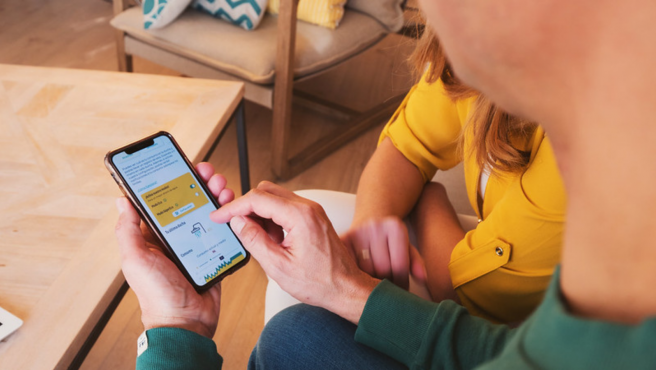 La app cuenta con una versión gratuita que te ayuda a ahorrar dinero.